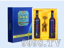 石榴酒蓝典礼盒