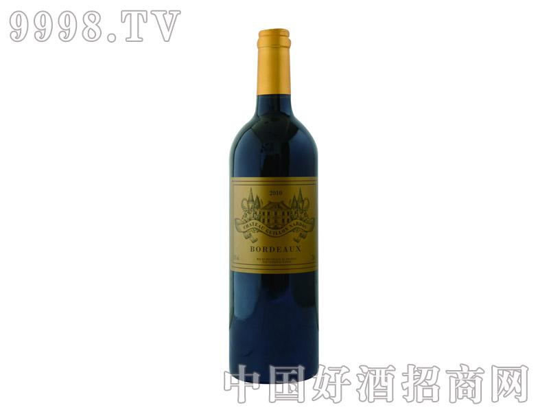 金多堡干红葡萄酒