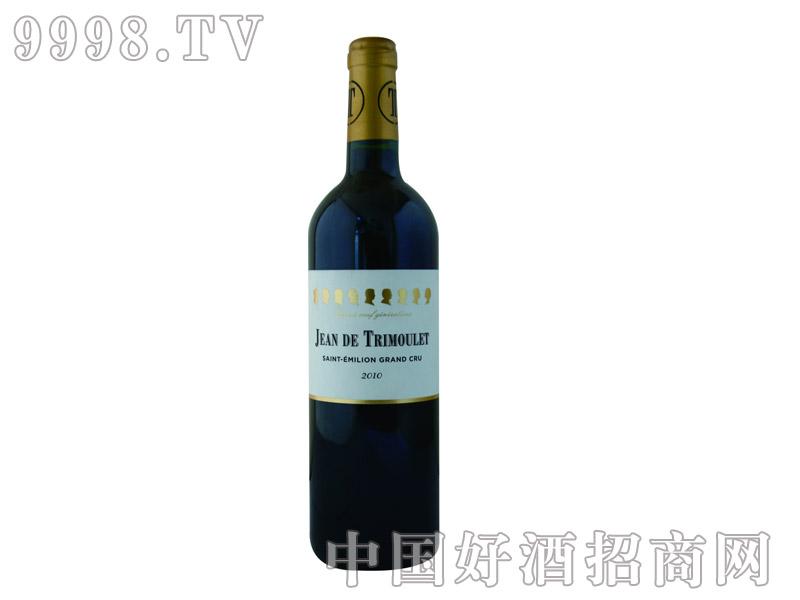 金至尊干红葡萄酒