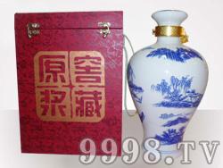 5斤7斤礼盒(青瓷)