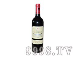 YT011莎贝干红葡萄酒