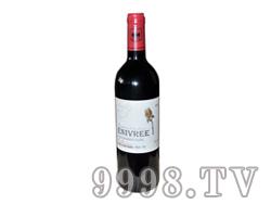 YT016爱唯古堡干红普通酒