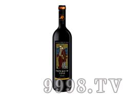 维尼帝国西拉干红葡萄酒