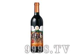 奥特嘉州西拉干红葡萄酒