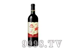 奥特嘉州喜缘干红葡萄酒2009