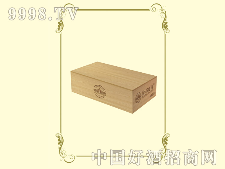 拉菲庄园-12支装木箱