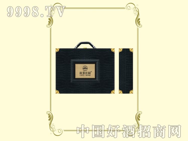 拉菲庄园-四支装皮箱