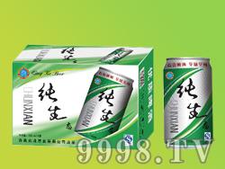 众成酒业纯生(优质啤酒)