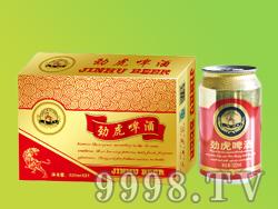 劲虎啤酒(金卡)