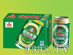 众成酒业特制啤酒320ML