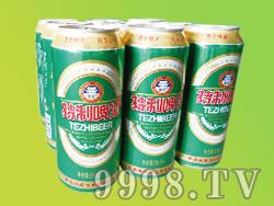 众成酒业特制啤酒塑包