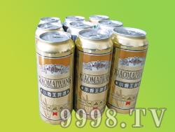 众成酒业小麦王啤酒 500ML