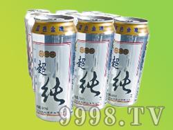 众成酒业超纯啤酒