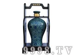 水酒坊-封坛原浆(蓝瓷)