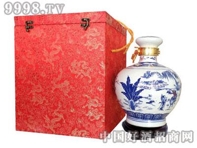 封坛原浆(六斤)青瓷