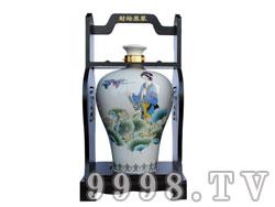 水酒坊-封坛原浆(美人瓷)