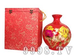 水酒坊-红色珍藏原浆(十斤)