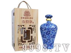 水酒坊-五斤珍藏(蓝瓷)
