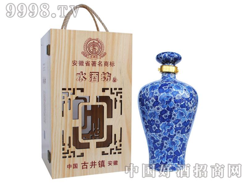 五斤珍藏(蓝瓷)