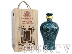 水酒坊-五斤珍藏(木盒)