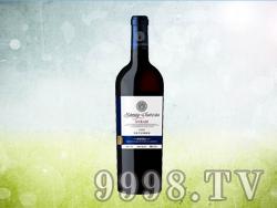 NM A02 2009酒庄级西拉干红葡萄酒