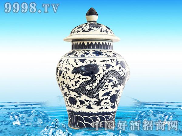 杏井-61度4000ml-青花瓷大坛将军