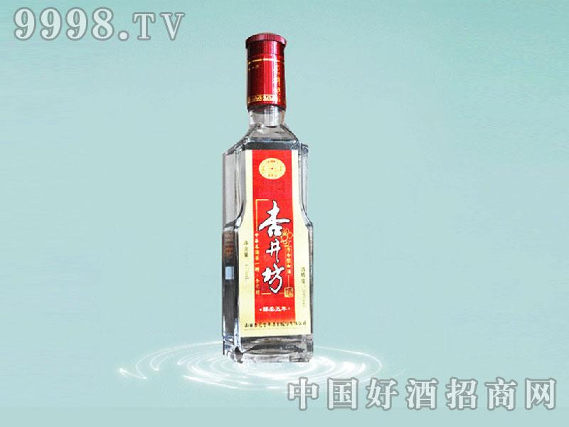 杏井醇柔5 39度475ml-玻璃瓶