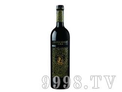 小戎子黑标干红葡萄酒2010