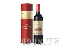 烟台王朝名庄 窖藏赤霞珠干红葡萄酒