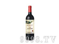 烟台王朝名庄 有机全汁野生山葡萄酒