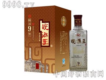 皖源王(九)浓香酒