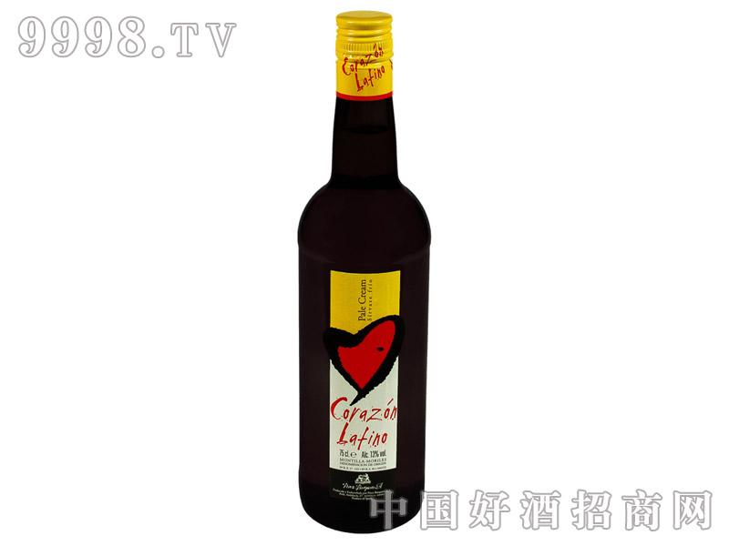 拉丁之心甜白雪莉酒750ml