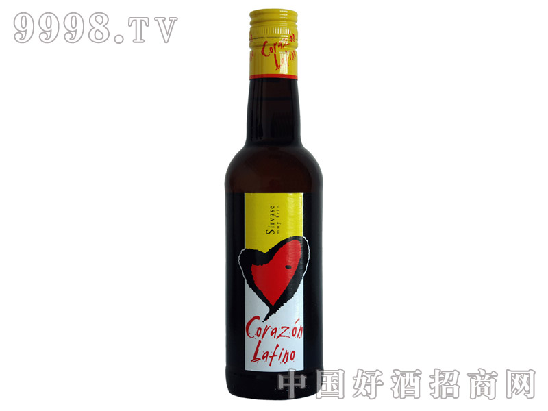 拉丁之心甜白雪莉酒350ml