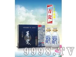 杏花村双瓶青瓷三十陈酿酒