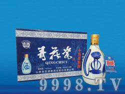杏花村(十五)光瓶青花瓷酒