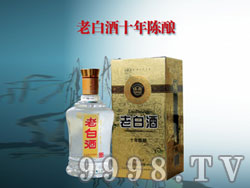 杏花村黄金老白酒