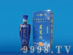 杏花村简装蓝瓷汾酒