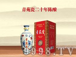 杏花村青苑瓷酒