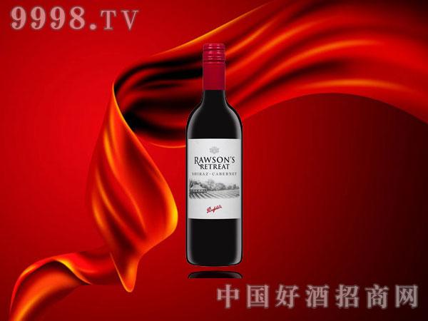 洛神山庄设拉子赤霞珠红葡萄酒