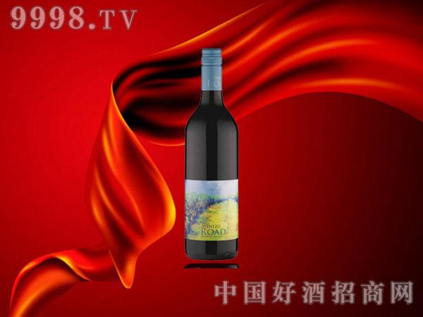 碎石酒庄系列赤霞珠设拉子红葡萄酒
