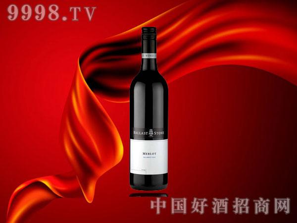 碎石麦克拉伦谷美乐红葡萄酒