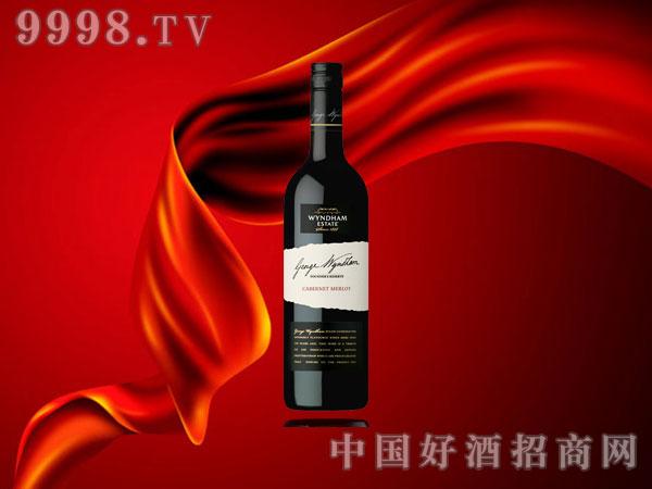 云咸创始人珍藏赤霞珠美乐红葡萄酒