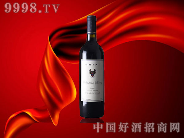 百利尼塞巴斯蒂安红葡萄酒