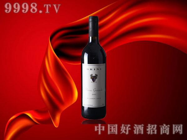 百利尼设拉子歌海娜红葡萄酒