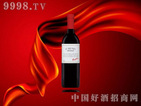 奔富圣亨利红葡萄酒