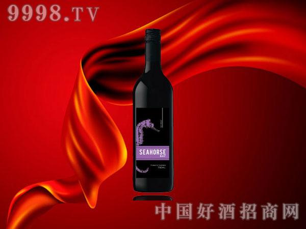 海马湾紫标红葡萄酒