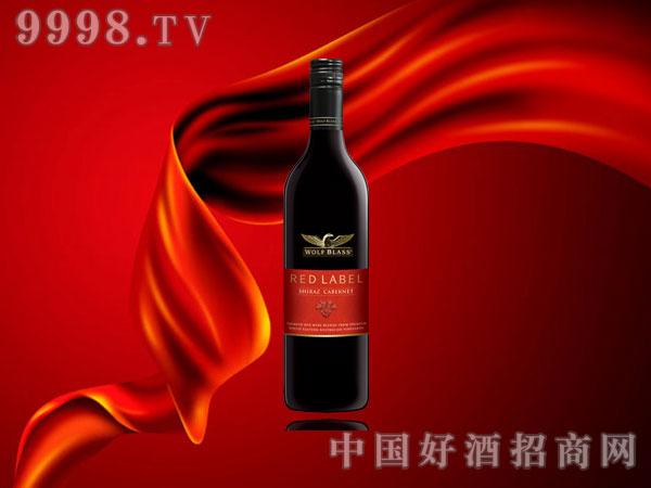 禾富红牌设拉子赤霞珠红葡萄酒