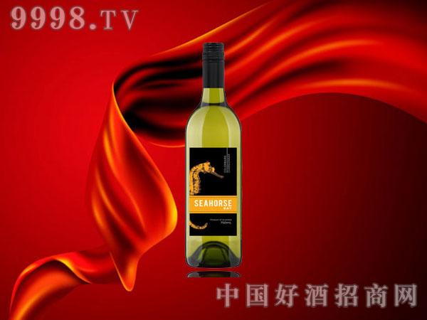 海马湾黄标白葡萄酒