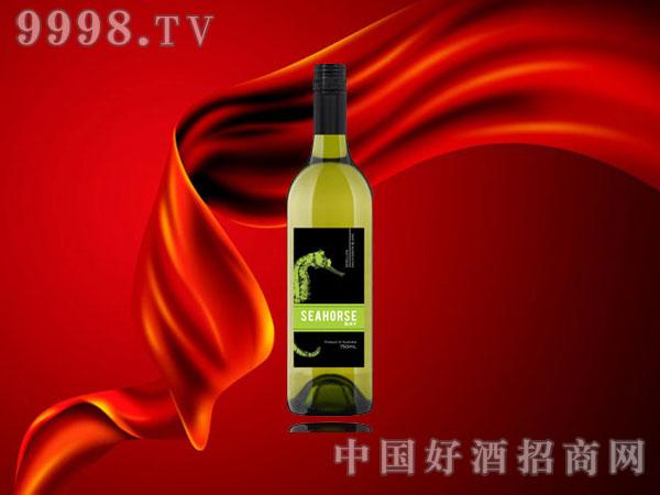 海马湾绿标白葡萄酒