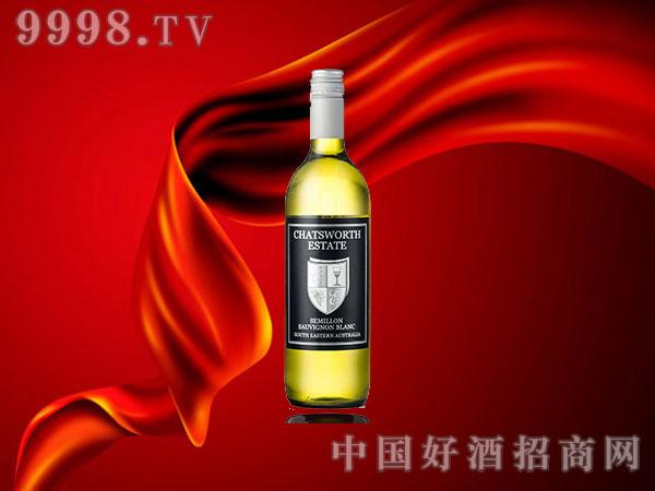 凯特斯沃斯黑标赛美容长相思白葡萄酒